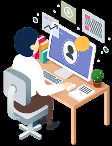 قابلیت مشاهده وب سایت یا Website Visibility