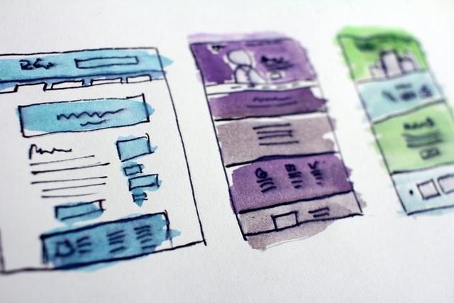 تصویر طراحی سایت