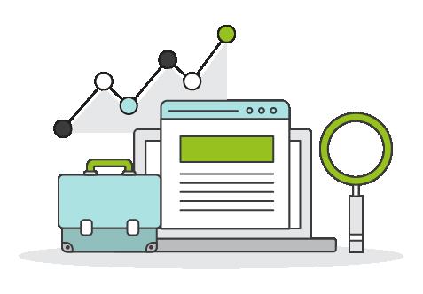 خدمات سئو داخل صفحه وب برتر - تولید محتوای داده محور