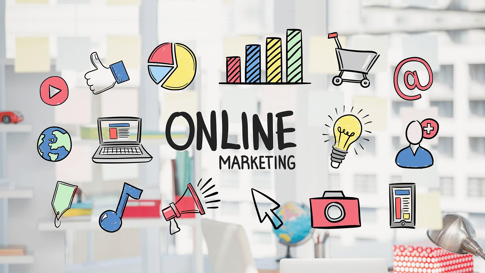 خدمات دیجیتال مارکتینگ digital marketing